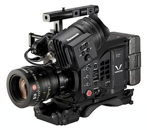 New Firmware Upgrades for Panasonic VariCam Cameras Offer Greater Speed and Versatility