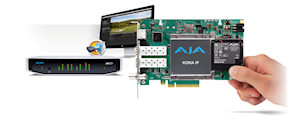 AJA Announces Desktop Software v14 for KONA, Io and T-TAP Products