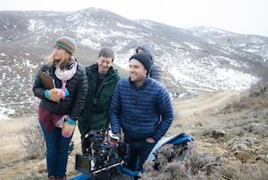 Defying limits with the Black Magic — tips from shooting on-location for the film BROWN'S CANYON