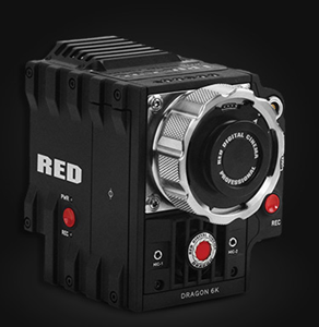 RED Digital Cinema's Booth Touts 6K Digital Motion & More!