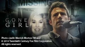 Save the Date for 10/8! Post Workflow for David Fincher's Gone Girl