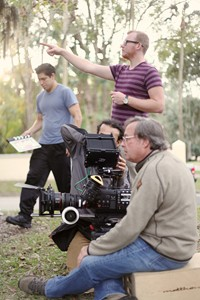 "Director of Photography Michael Minock Shoots Narrative Short, ""Don't Look Away,"" with VariCam 35 4K Camera/Recorder"