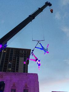 McLaren Engineering Brings Cirque Magic to Life at Creative City Project in Orlando, FL