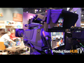 Grass Valley's LDX 86N Camera at NAB 2016