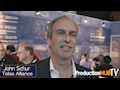 John Schur of The Telos Alliance at IBC 2016