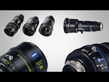 ZEISS Brings Supreme Primes & Large Format Lens Options to IBC 2018