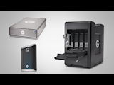 G-Technology Brings Desktop & Portable SSD Workstation Drives to IBC 2018