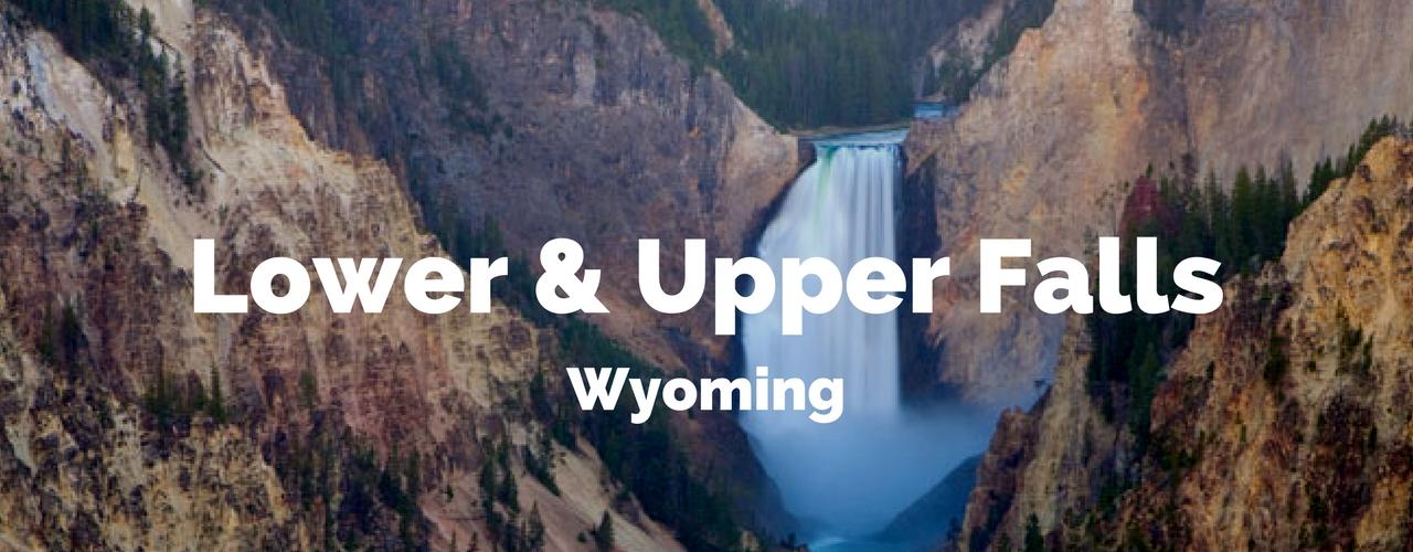 Lower & Upper Falls