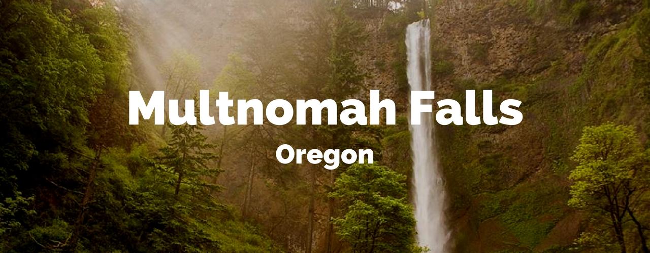 Miltnomah Falls