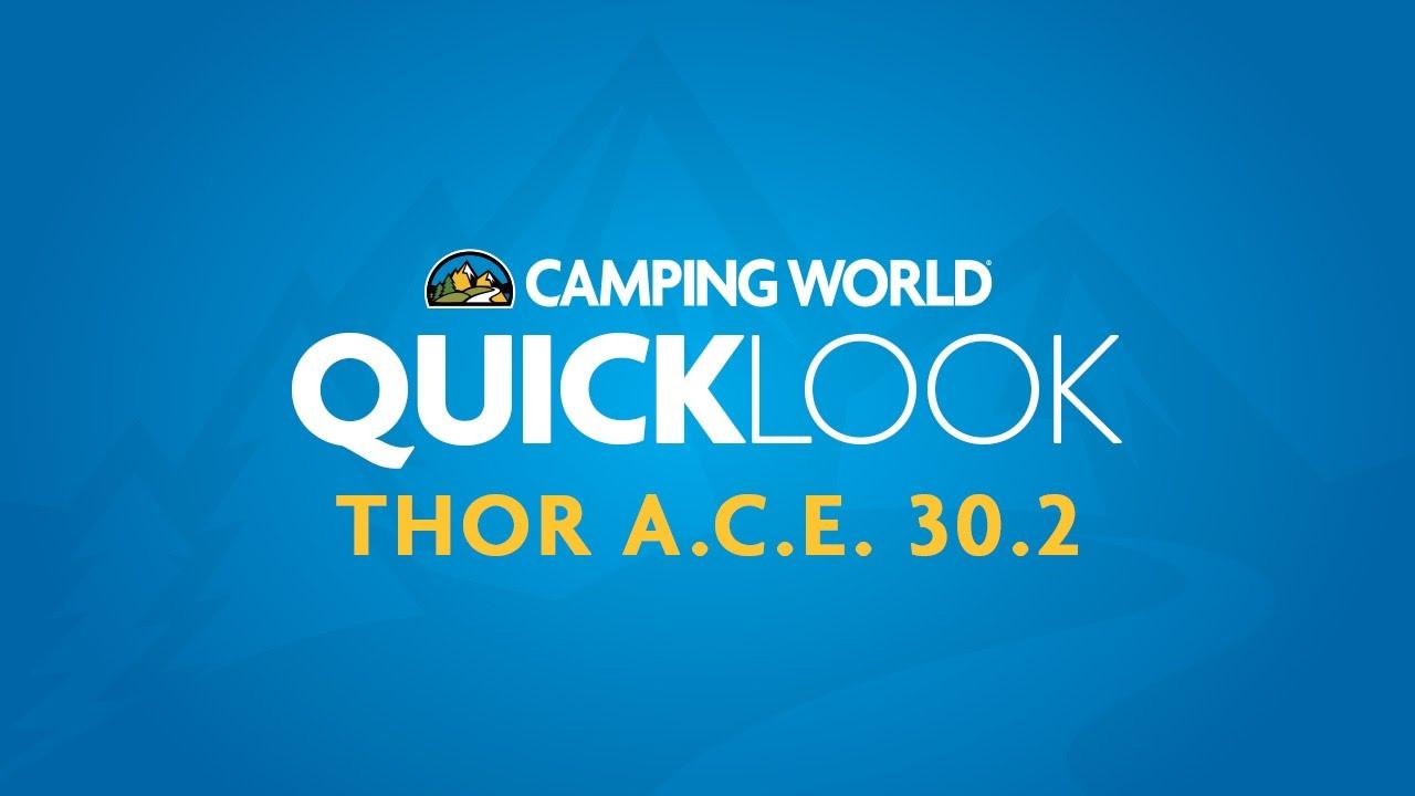 Thor ACE 30.2 Quicklook