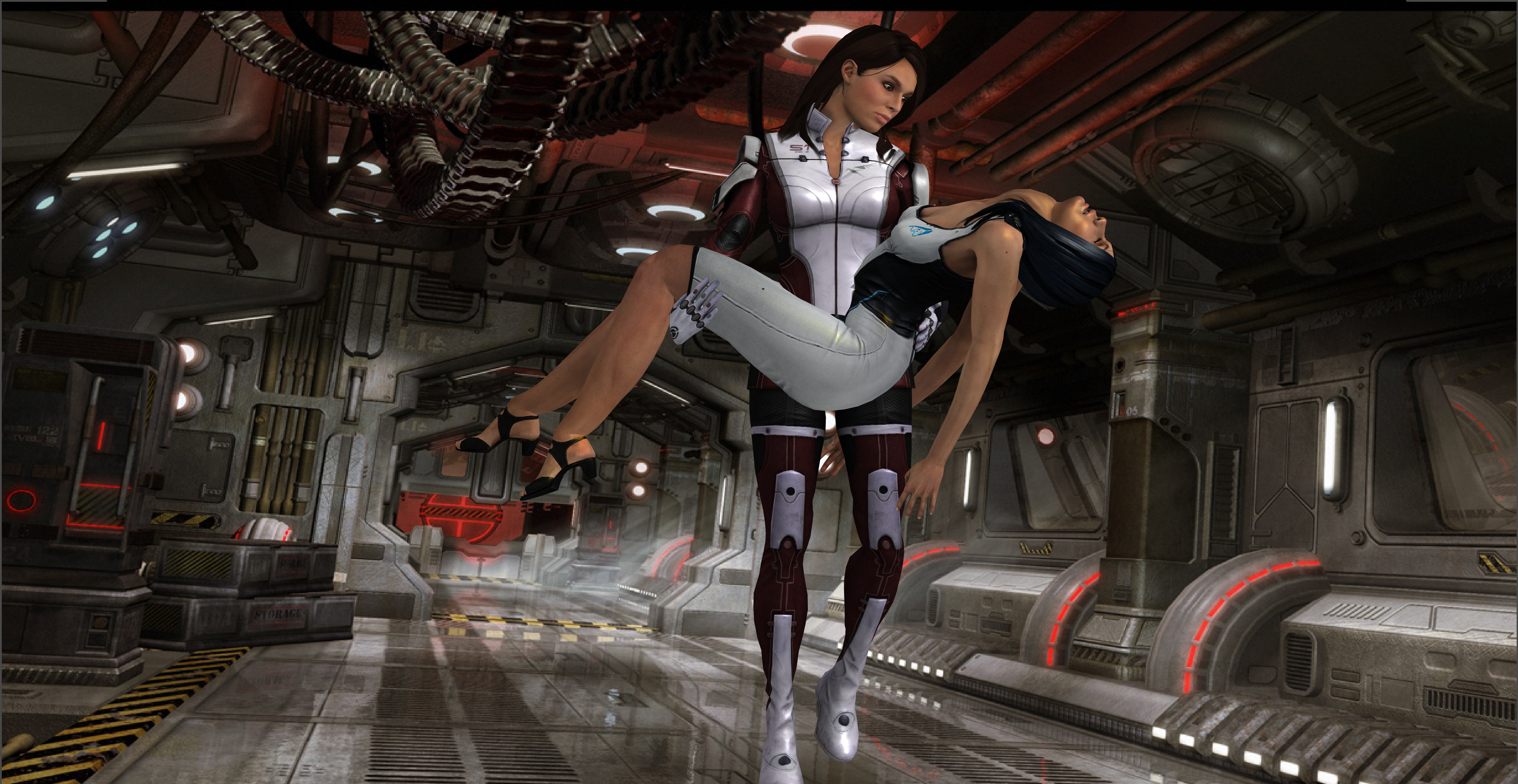Free mass effect porn rule 34 sexy gallery