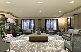 Buena Vista Suites hotel lobby