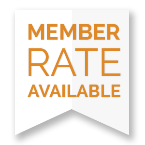 Member Rate Available Badge