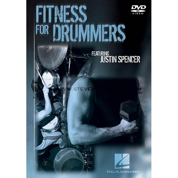 Fitness Music Dvd: Spencer-Fitness For Drummers (DVD)