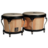 lp aspire series wood bongos