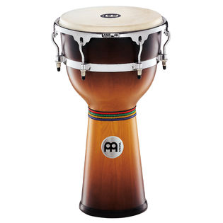 "meinl 12 3/4"" floatune series wood djembe"