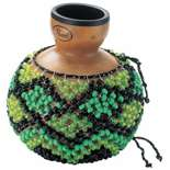 pearl traditional natural gourd shekere - small uno