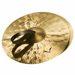 "sabian 18"" artisan traditional symphonic medium light cymbals"