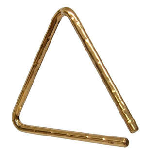 "sabian 05"" hand hammered triangle"
