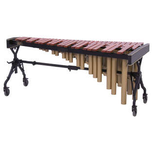 adams 4.3 oct. concert padouk marimba with voyager frame