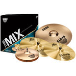 sabian garage mix cymbal set
