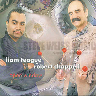 teague/chappell-open window (cd)
