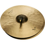 "sabian 20"" artisan traditional symphonic medium heavy cymbals - extra dark"