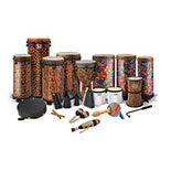 remo will schmid world music drumming package a