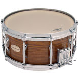 black swamp unibody cocobolo snare drum - multisonic