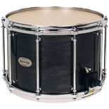 black swamp symphonic field drum - diecast hoops -14x10