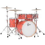 gretsch marquee 4 piece euro shell pack drum set