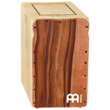 meinl artisan edition fandango line flamenco cajon - indian heartwood