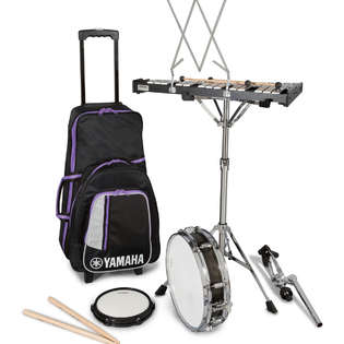Yamaha student snare and bell combination kit sck 350 for Yamaha bell kit