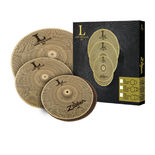 zildjian l80 low volume cymbal set - lv348