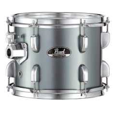 charcoal metallic pearl roadshow 5 piece drum set