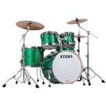 "tama starclassic performer 4 piece durafinish shell pack with 22"" bass drum"