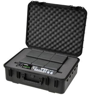 Skb case for yamaha dtx multipad 12 hardware bags world for Yamaha dtx multi pad