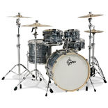 "gretsch renown 3 piece maple shell pack - 18"" bass drum"