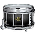 tama maple shorty marching snare drum - 14x9