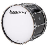 ludwig ultimate marching bass drum