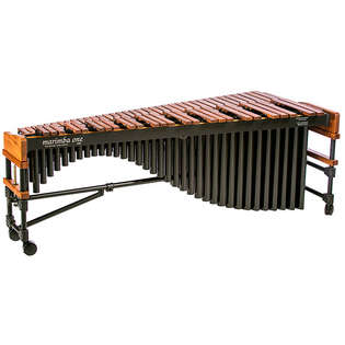 marimba one 5.0 octave 3100 series marimba with enhanced keyboard and classic resonators
