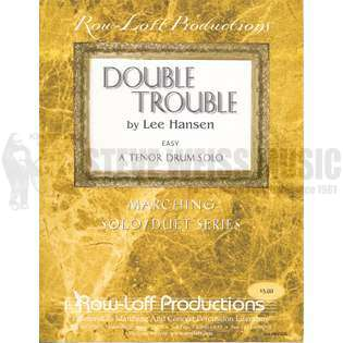 hansen-double trouble-tenors