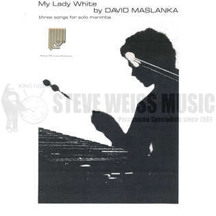 maslanka-my lady white-m