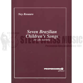rosauro-seven brazilian children&#39s songs-m