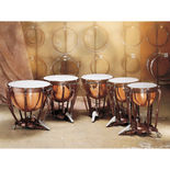 ludwig professional hammered copper timpani