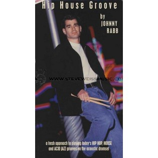 Rabb hip house groove book vhs educational drum for Groove house music