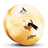 "zildjian 20"" classic orchestral selection med heavy cymbal pair"