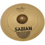 "sabian 16"" aa molto symphonic suspended cymbal"