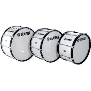 yamaha mb-6300 power-lite marching bass drum