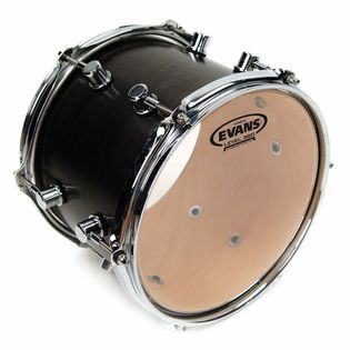 evans genera resonant drum head